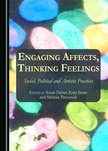 9781443889193: Engaging Affects, Thinking Feelings