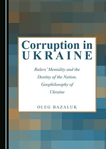 9781443896894: Corruption in Ukraine