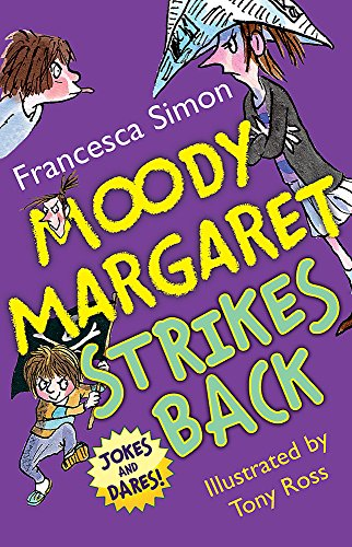 9781444000092 Moody Margaret Strikes Back Horrid Henry