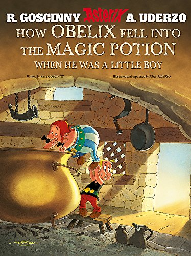9781444000269: How Obelix Fell into the Magic Potion
