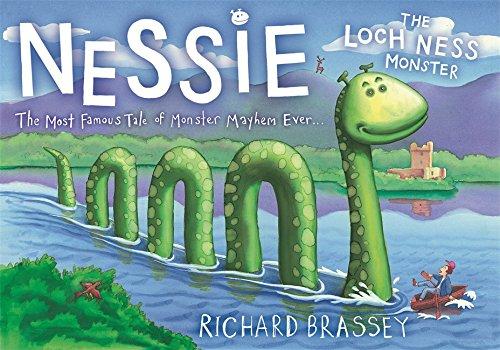 9781444000566: Nessie the Loch Ness Monster