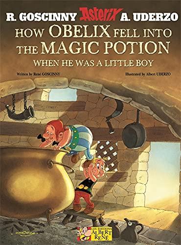 9781444000948: How Obelix Fell into the Magic Potion (Asterix)