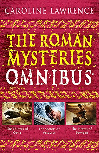 9781444000986: The Roman Mysteries Omnibus