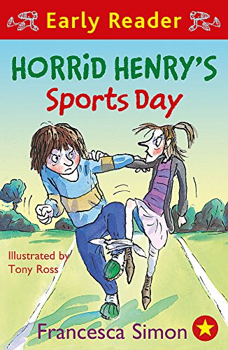 9781444001167: Horrid Henry's Sports Day (Early Reader)