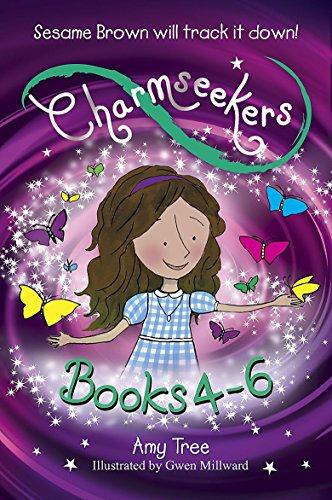 9781444001310: Charmseekers Books 4-6