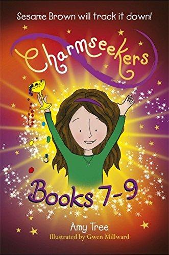 9781444001327: Charmseekers Books 7-9