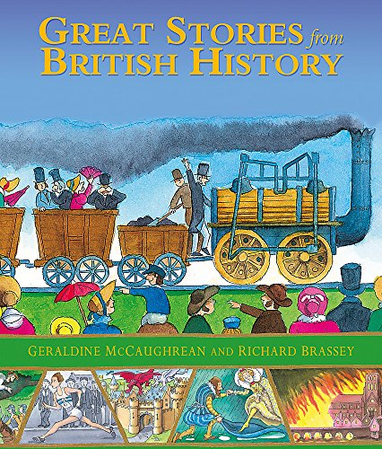 Great Stories from British History: McCaughrean, Geraldine