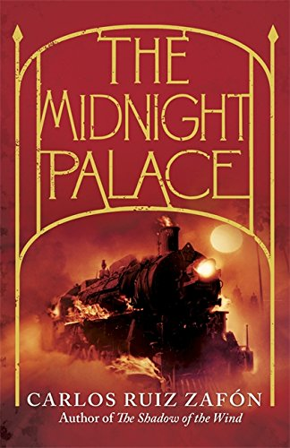 9781444001679: The Midnight Palace. Carlos Ruiz Zafon