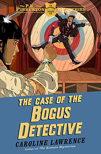 9781444001723: The Case of the Bogus Detective (The P. K. Pinkerton Mysteries)