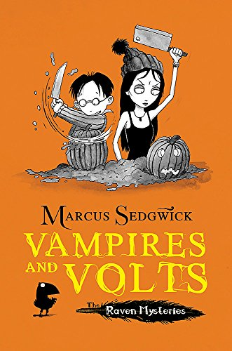 9781444001907: Vampires and Volts (The Raven Mysteries book 4)