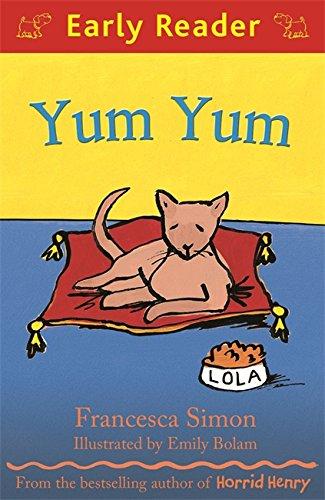 Yum Yum (Early Reader: Buffin Street): Simon, Francesca