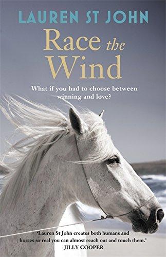 Race the Wind (The One Dollar Horse): St. John, Lauren