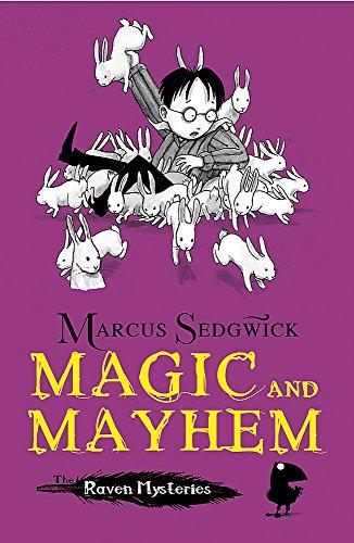 9781444003406: Magic and Mayhem (Raven Mysteries)
