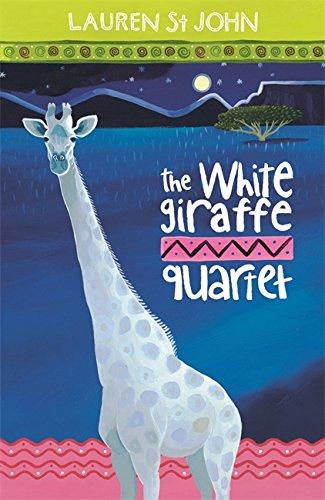 9781444004663: White Giraffe Box Set