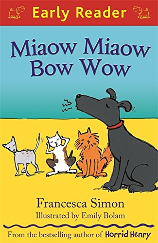 9781444004700: Miaow Miaow Bow Wow (Early Reader: Buffin Street)