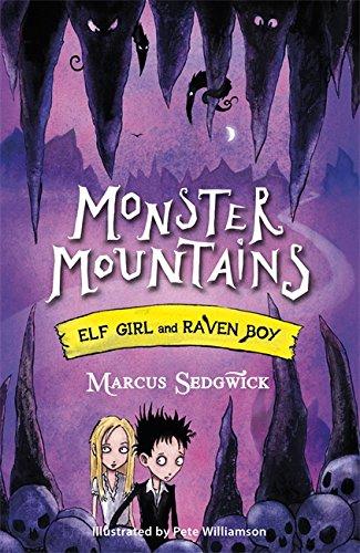 9781444004861: Monster Mountains (Elf Girl and Raven Boy)