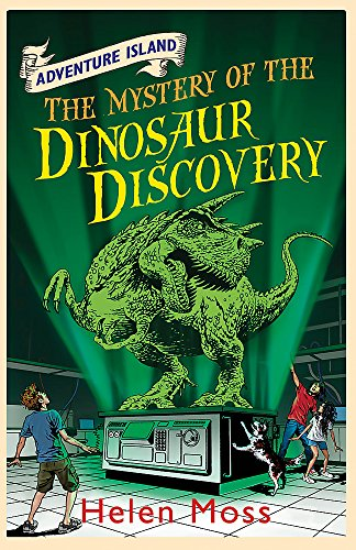 Mystery of the Dinosaur Discovery (Adventure Island): Moss, Helen