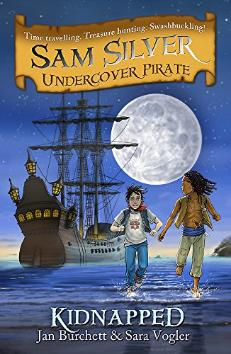 9781444005868: Kidnapped (Sam Silver Undercover Pirate)