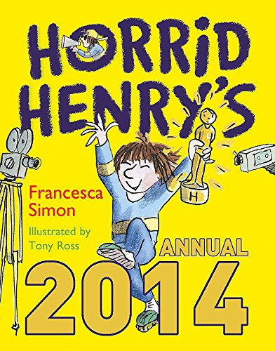 9781444006551: Horrid Henry Annual 2014