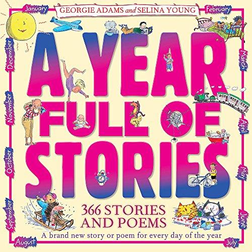 A Year Full of Stories: Georgie Adams
