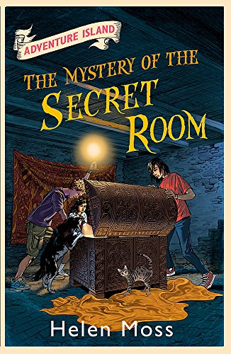 The Mystery of the Secret Room (Adventure Island): Moss, Helen