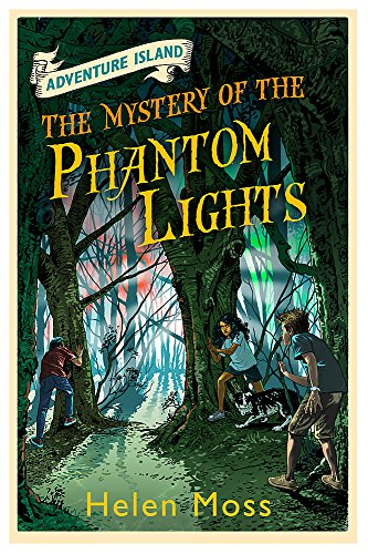 9781444007589: The Mystery of the Phantom Lights: Book 14 (Adventure Island)
