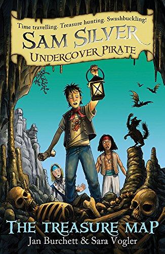 9781444007640: Sam Silver Undercover Pirate 8: The Treasure Map