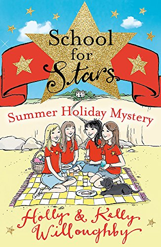 9781444008173: School for Stars 4: Summer Holiday Mystery