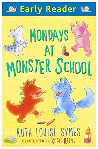 9781444008524: Mondays at Monster School (Early Reader)