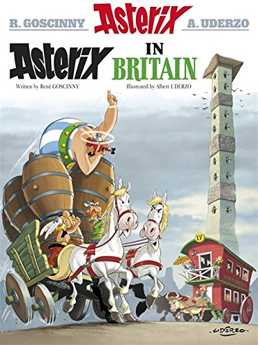 9781444009026: Asterix in Britain