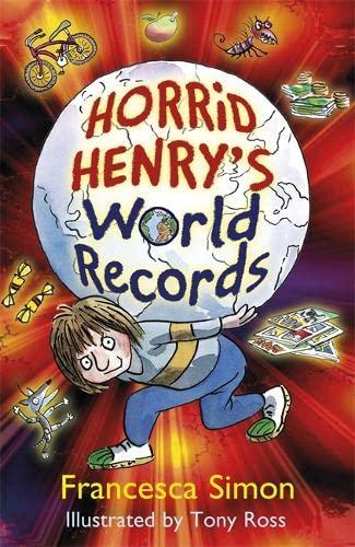 9781444009217: Horrid Henry's World Records (Horrid Henry (Hardcover))