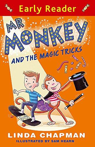 Mr Monkey and the Magic Tricks (Early Reader): Chapman, Linda