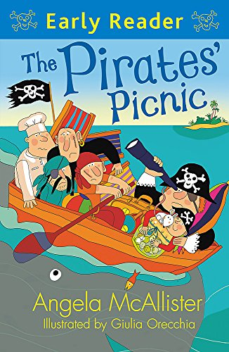 The Pirates' Picnic (Early Reader): McAllister, Angela