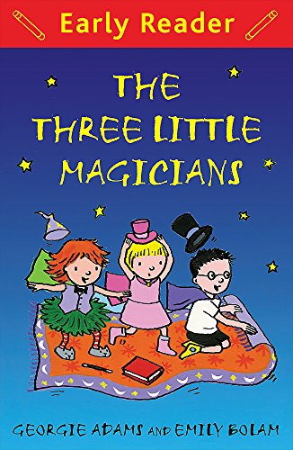 9781444011456: The Three Little Magicians (Early Reader)