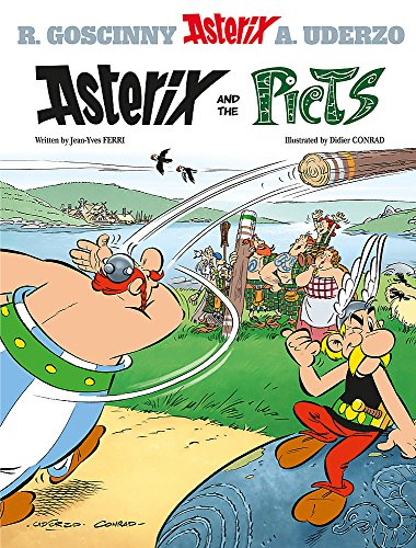 9781444011678: Asterix and the Picts: Album #35