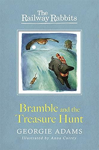 Bramble and the Treasure Hunt (Railway Rabbits 8): Adams, Georgie