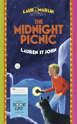 9781444012286: Laura Marlin Mysteries: The Midnight Picnic: World Book Day 2014 Edition