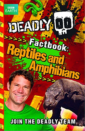 9781444012590: Reptiles and Amphibians (Deadly Factbook)
