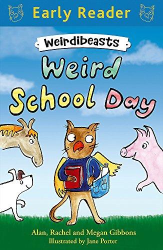 9781444012781: Weird School Day (Weirdibeasts)