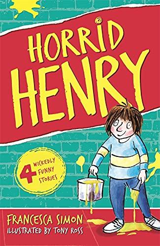 9781444013849: Horrid Henry: Book 1