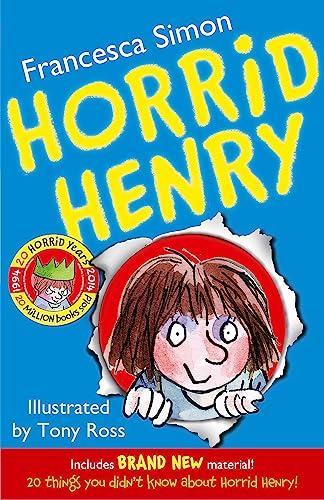9781444013849: Horrid Henry