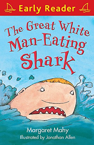 9781444014389: The Great White Man-Eating Shark (Early Reader)