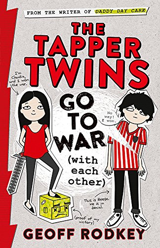 9781444014976: The Tapper Twins Go to War (With Each Other)