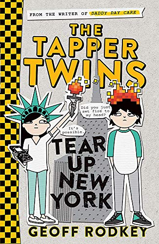 9781444015010: The Tapper Twins Tear up New York: Book 2