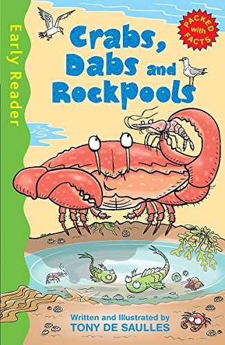 9781444015508: Crabs, Dabs and Rock Pools (Early Reader Non Fiction)