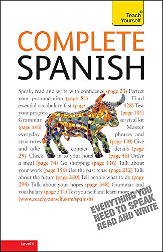 9781444100006: Teach Yourself Complete Spanish (Teach Yourself Complete Courses)