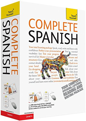 9781444100013: Teach Yourself Complete Spanish (Teach Yourself Complete Courses)