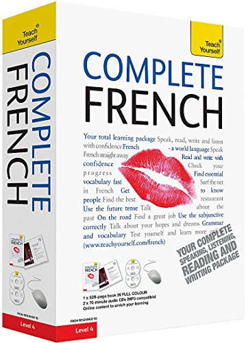 9781444100051: Complete French (Learn French with Teach Yourself)