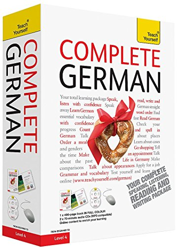 9781444100099: Teach Yourself Complete German (Teach Yourself Complete Courses)