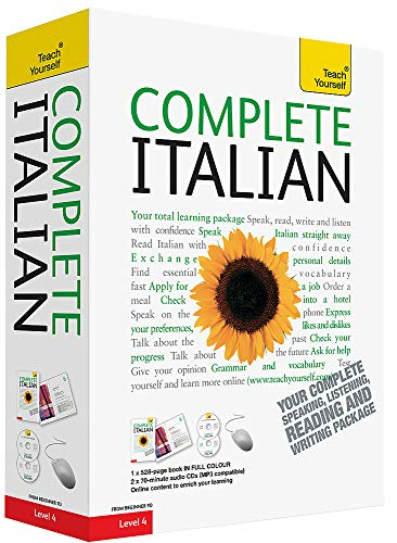 9781444100136: Complete Italian (Learn Italian with Teach Yourself)